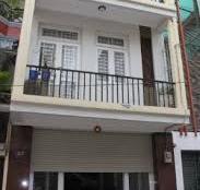 Cho thuê nhà mặt tiền đường Nhật Tảo, Q.10 DT 120m, 1 trệt, 2 lầu, 25Tr/th. LH: 0932044599