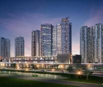 Cần bán căn hộ Masteri, Q2, 65m2, 2PN, giá 2,3 tỉ, view Q.1 và view sông SG rất đẹp.