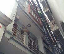 Bán nhà ngõ 345 Khương Trung,Thanh Xuân(nhà xây mới 4 tầng, rất đẹp)