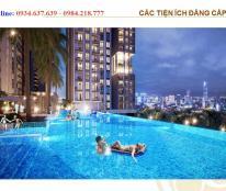 Bán bể bơi bốn mùa chung cư cao cấp VP4 Bán đảo Linh Đàm