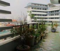 Bán tòa nhà VP 8 tầng tại phố Trần Đại Nghĩa DT100m2 MT 9m