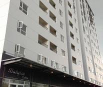 Cho thuê căn hộ MB Babylon, 56m2 (1PN) giá 7tr/tháng, lầu cao view đẹp.