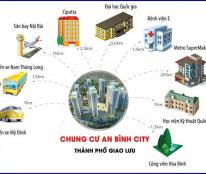Cơ hội sở hữu căn hộ cao cấp An Bình City – 232 phạm văn đồng chỉ với 300tr, hỗ trợ vay vốn tới 80%