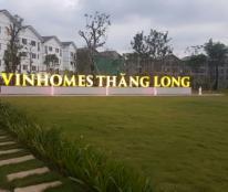 Bán lô liền kề, LH1 – LK24 Vinhomes Thăng Long. Giá từ 5 tỷ, LH: 0942122399