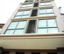Cần bán nhà 8 tầng mặt phố Võng Thị gần đường Lạc Long Quân.
