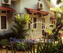 Khu nghĩ dưỡng và nhà nghỉ sân vườn vip gần 3 sào mặt tiền Nguyễn Thị Định (có ảnh)