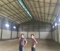 Cho thuê khu xưởng công nghiệp từ 1000-10000m2 tại TT Đông Anh