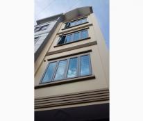 Nhà mặt phố Giáp Bát 60m, 5 tầng, MT 4.3m, ô tô KD tốt