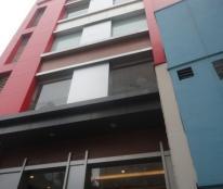 Nhà Nguyễn Thị Thập 83m, 5 tầng, MT 7m, ôtô, KD, cho thuê tuyệt vời, giá 22 tỷ