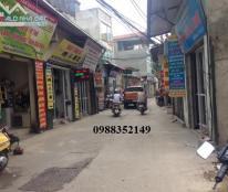 Bán đất ô tô đỗ cửa cuối đường Nguyễn Khuyến-Văn Quán. 38m2,Giá 1.9 tỷ.SĐCC,ngõ thông
