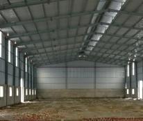 Cho thuê nhà xưởng 5000 m2, KV 16.000 m2, Tỉnh Lộ 830, Lương Bình, Long An