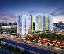Bán căn hộ ngay Ga Metro ngã tư Bình Thái Thủ Đức. Căn 2PN-2WC giá chỉ từ 1,1 tỷ/căn. LH 0909124939