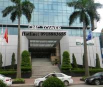 Khu vực: Cho thuê văn phòng tại CMC Tower - Quận Cầu Giấy - Hà Nội Giá: 300 nghìn/m2/tháng