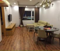 Cho thuê căn hộ ở 671 Hoàng Hoa Thám, DT 91m2 gồm 2 PN đồ cơ bản, giá 10 triệu/tháng