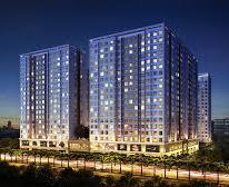 Bán căn hộ Topaz Home, MT Phan Văn Hớn, giá từ 595 triệu/ căn.