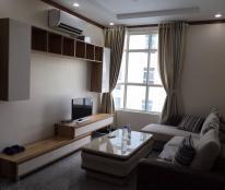 Cho thuê CH Hoàng Anh Thanh Bình 3PN nội thất dính tường, nhà mới 100%, lầu cao, view đẹp