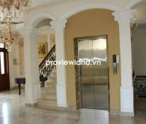 Biệt thự khu dân cư Him Lam 200m2 3 lầu có hầm và thang máy giá tốt
