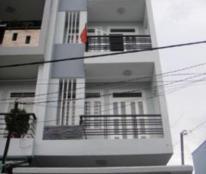 Bán nhà mặt tiền Út Tịch, P4, Tân Bình, 3.5X12.5m, 3 lầu
