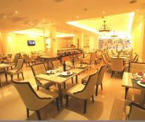 Bán gấp khách sạn 3 mặt tiền Trần Hưng Đạo Q5, 136m2. 45 tỷ