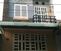 Bán nhà hẻm 311 Nơ Trang Long, P13, Bình Thạnh 4X30.6m, 1 lầu