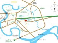 Bán căn hộ chung cư tại Dự án Homyland 3, Quận 2, Hồ Chí Minh diện tích 70m2 giá 24 Triệu/m²