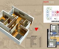 Bán gấp căn hộ 68 m2, CC Helios Tower  75 Tam Trinh liên hệ cô Thủy 0981115218