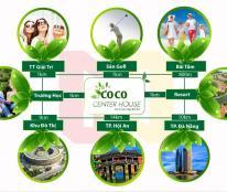 Coco Center House - Khu đô thị xanh ven biển đẹp nhất hành tinh