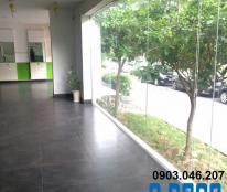 Cần cho thuê Shop House khu vực Thảo Điền Q.2 , DT 254m2 , giá 40 triệu/tháng