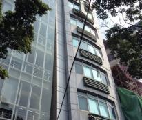 Bán tòa nhà mặt phố Lạc Trung 92m, thang máy, MT 5.5m, KD vô địch, 23 tỷ
