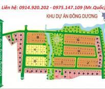 Cần bán đất tại dự án Đông Dương – Phú Hữu, Q9, DT 5x20, giá 12,5tr/m2.