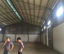 Kho xưởng từ 200- 5.000m2 cho thuê tại Vĩnh Ngọc-  đông Anh