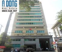 Văn phòng đẹp cho thuê mặt tiền Nguyễn Thị Minh Khai Q.3, DT 680m2 nguyên sàn, giá 270 triệu/tháng