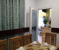 Cho thuê nhà hàng gần Phạm Văn Đồng, 3 phòng vip, sân vườn - LH 0915454077