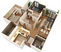 Cắt lỗ căn 3PN ( căn 14 tòa G4: 88.8 m2 ) chung cư Five Star, giá 23tr/m2. Lh chủ nhà 0968 099 693