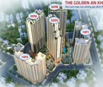 LS 0% trong 18 tháng, chiết khấu lên tận 3,5% căn hộ giá rẻ Golden An Khánh. Liên hệ: 0977285119