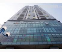 Cho thuê VP tòa AP Building, số 58 Trần Thái Tông, DT 30m2, 123m2, 265m2, 500m2. Giá 180 nghìn/m2