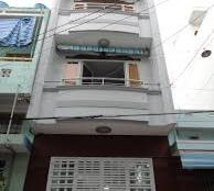 Nhà HXH quận 1 đường Trần Quang Khải; 5m x 20m