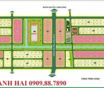 Bán gấp lô đất A4-50 KDC Phú Xuân - Vạn Phát Hưng, DT: 6x24m, đường 20m, giá 12.4 tr/m2