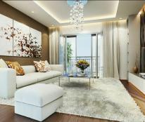 Cho thuê chung cư Home City, 3 PN, không đồ giá 8 triệu- 0972391882