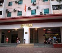Cho thuê căn hộ chung cư 17T10 Trung Hòa Nhân Chính 80m 2 ngủ giá thuê 11 triệu