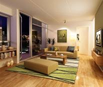 Cho thuê căn hộ chung cư Home City Trung Kính 2 phòng ngủ đồ cơ bản