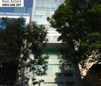 Cho thuê văn phòng đẹp mặt tiền đường Ngô Đức Kế Q.1 , DT 80m2 , giá 43 triệu/tháng (bao VAT+PQL)