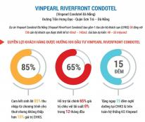 Vinpearl Riverfront condotel Đà Nẵng: Giải pháp đầu tư an toàn