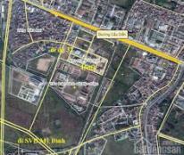 Cơ hội vàng sở hữu đất mặt đường Hà Nội