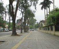 Bán nhà ngõ ô tô tránh, khu phân lô trung tâm Ba Đình. Giá: 10,8 tỷ.