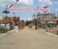 Đất đường Vườn Lài giá 19Tr/m2, P.An Phú Đông, Quận 12. Đã có GPXD, nhiều nhà đang xây, có hình.