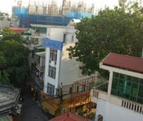Bán Khách sạn Mặt phố Trương Định cùng nhà nối liền 165m, 5 tầng, Mặt tiền 6m. Gía 18,5tỷ