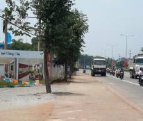 Bán 150 m2 đất mặt tiền quốc lộ 13, KĐT Mỹ Phước 2, giá 3.8triệu/m2 bao sổ.
