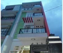 Bán nhà mới 100%, hẻm 5m Đất Thánh, P6, Tân Bình, 5.1X18m, 3 lầu
