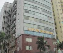 Cho thuê văn phòng Lotus Bulding kv Duy Tân với diện tích 100m2,120m2,250m2.